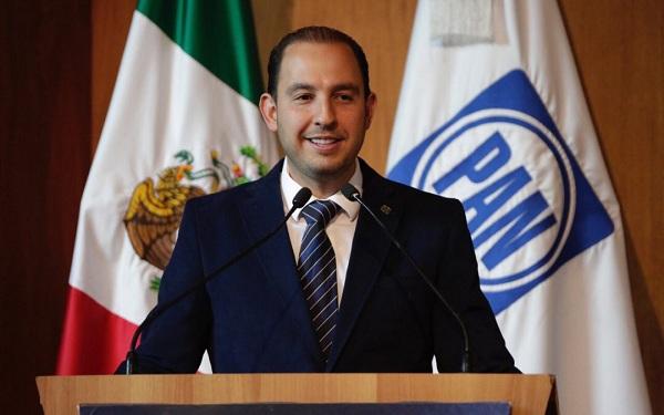 La falta de avances en investigación de caída del helicóptero en Puebla alimenta las especulaciones sobre las causas de este grave acontecimiento: Marko Cortés