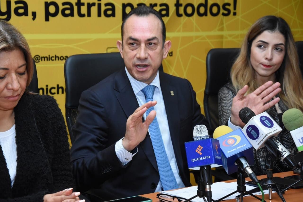 Reprueba el PRD actitud chantajista de los maestros de la CNTE
