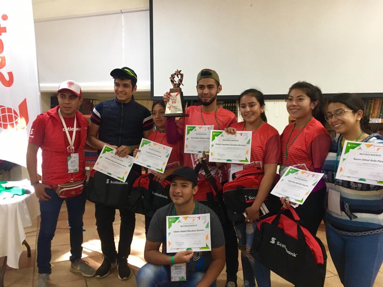 """Estudiantes del Conalep crean """"Bombilla electromagnética autosustentable"""""""