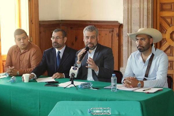 Ley de presupuesto participativo será sometida a consulta ciudadana: Alfredo Ramírez