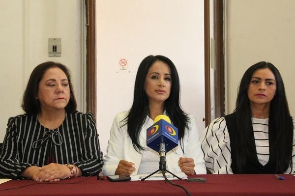 AnuncianLucila Martínez y Araceli Saucedo conversatorios de mujeres para construir iniciativas y reformas
