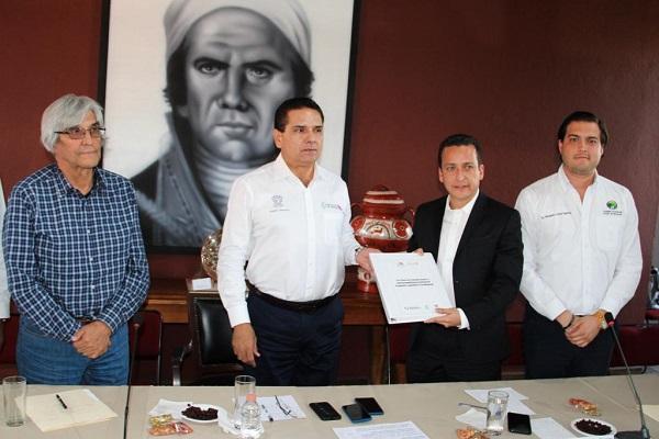 Con unidad, superaremos los retos del cambio climático: Antonio Salas Valencia
