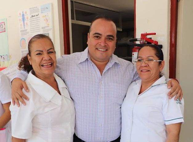 Ayuntamiento de Aguililla, habilita personal para el Seguro Social: OMZ