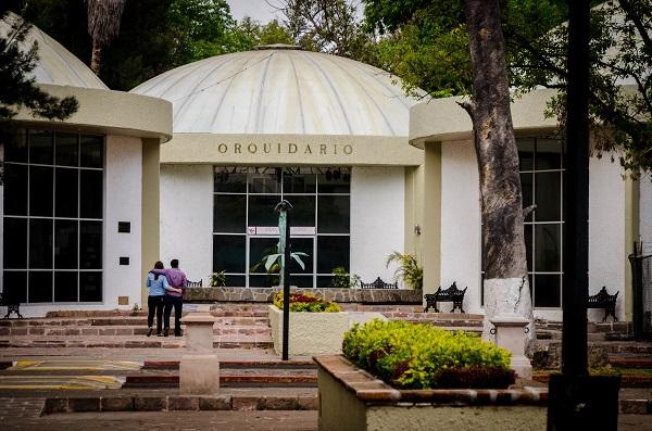 Orquidario de Morelia, visita obligada para turistas y paseantes