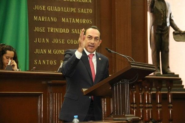Antonio Soto demanda reforma estructural en materia de seguridad social