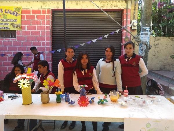 Con Foro Ecológico, CECyTEM concientiza a sus estudiantes sobre el cuidado del medio ambiente
