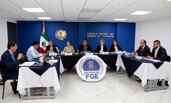 Define Consejo Consultivo de la FGE, terna de aspirantes a cargo de Contralor