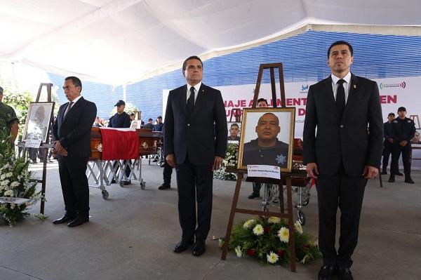 Ante afrenta al Estado mexicano, cerremos filas todos: Gobernador