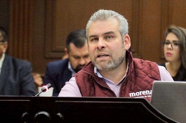 Diputados violarían la Constitución si aprueban contratar deuda pública, advierte Alfredo Ramírez