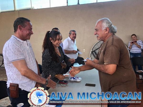 Para este año, segunda etapa de alumbrado del Fundo Legal: Itzé Camacho