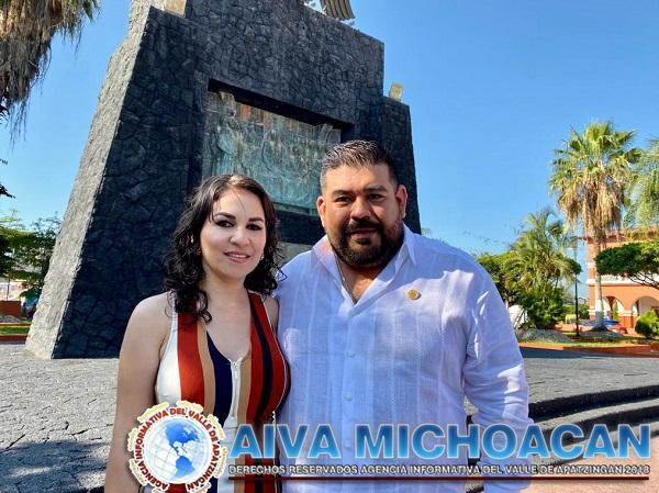 """Paco Huacus y Blanca Álvarez respaldan protesta, """"El 9 Nadie se Mueve"""""""