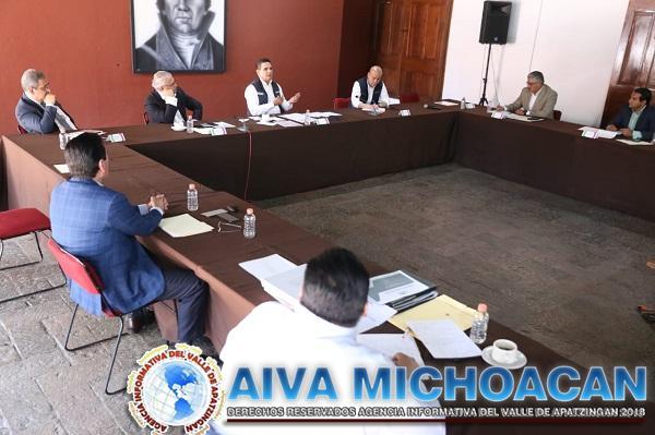 Instruye Silvano Aureoles reforzar educación virtual ante COVID-19