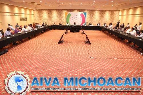 Acuerdan Gobernador y ayuntamientos 12 acciones contra COVID-19