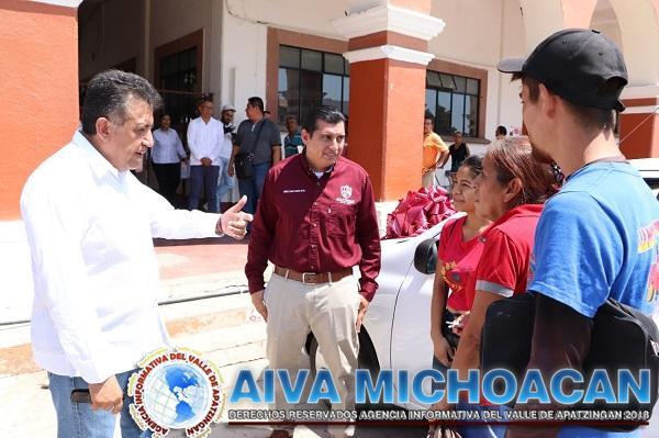 José Luis Cruz rifa March 2020 entre contribuyentes del Impuesto Predial