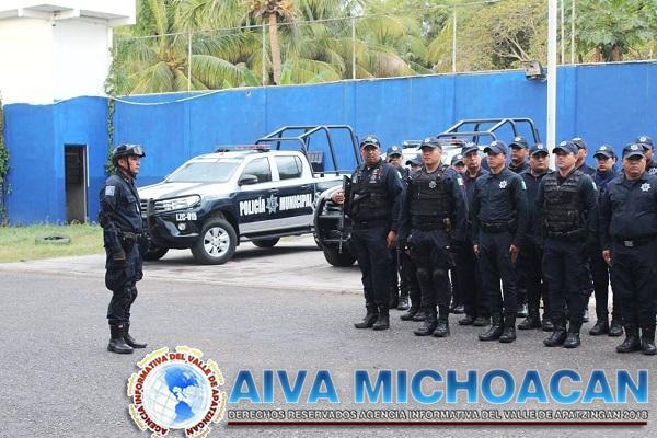 Garantiza Gobierno de Lázaro Cárdenas la seguridad de familias durante contingencia