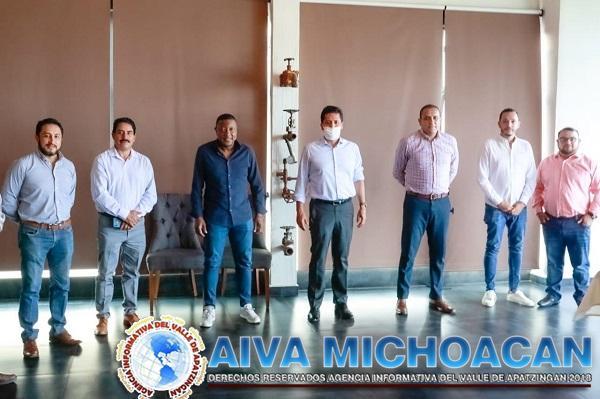 Toño García y exjugadores del Monarcas se unen para que el equipo se quede en Morelia