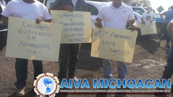 Productores, empacadores de limón del valle de Buenavista piden liberación de Beto Contreras