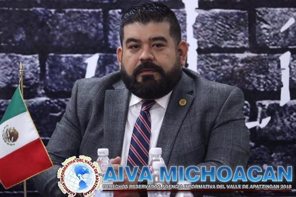 """""""El PT Michoacán no irá con Morena, sí el candidato a gobernador resulta Cristóbal Arias"""": Francisco Huacus."""
