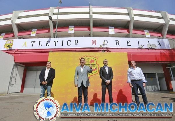 Club Atlético Morelia regresa y se quedará por siempre