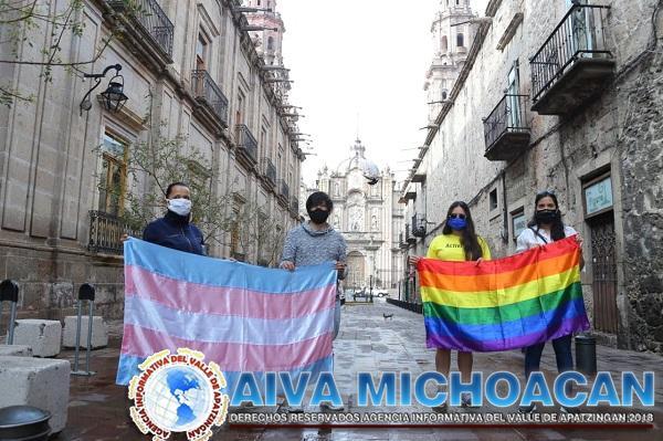 Realiza Gobierno Estatal acciones para el reconocimiento pleno de los derechos de la población LGBTTTI+