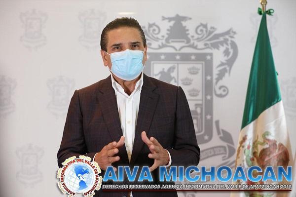 Romper cadena de contagios, objetivo en 2o paso hacia Nueva Convivencia: Gobernador