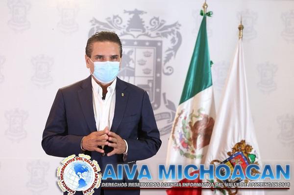 """Silvano a AMLO: """"actúe con dignidad frente a Trump"""""""