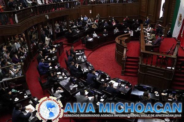 LXXIV legislatura comprometida con el trabajo en favor de Michoacán y su gente.