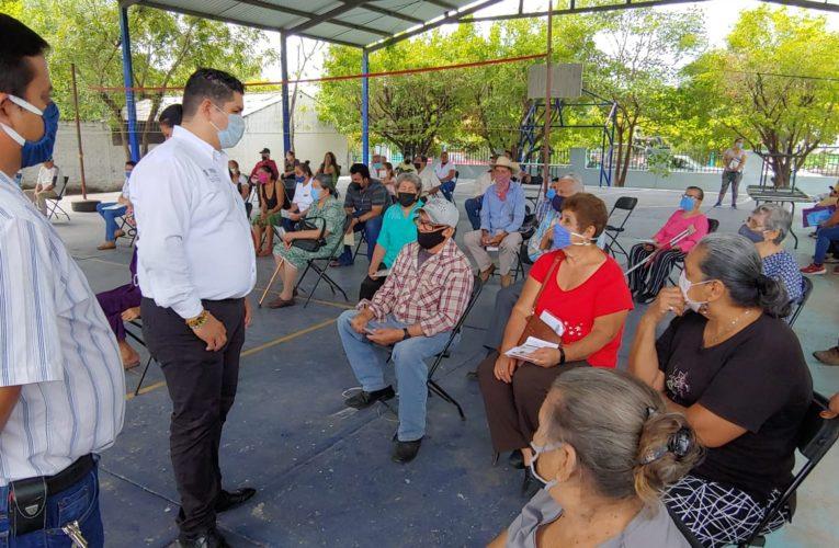 Bienestar reparte en Pensiones para Adultos Mayores más de 3 mdp en Nuevo Urecho y Parácuaro: Toño Madriz