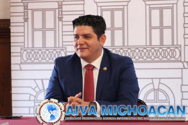 En puerta, armonización de Ley de Educación en Michoacán: Toño Madriz.