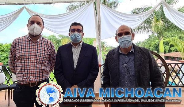 Usemos cubrebocas, gel antibacterial y mantengamos la sana distancia: Rafa Ortiz