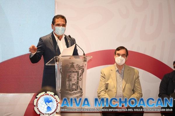 Entregará Michoacán servicios de salud ordenados y dignificados: Silvano Aureoles