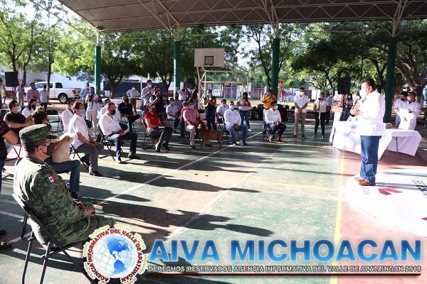 Alcalde participa en el arranque de la Jornada Nacional de Vacunación Canina y Felina 2020