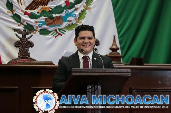 Reitera Toño Madriz apego a rendición de cuentas y transparencia de labor legislativa