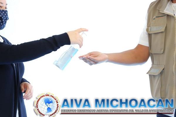 Uso de gel antibacterial, primordial para romper cadena de contagio por COVID-19