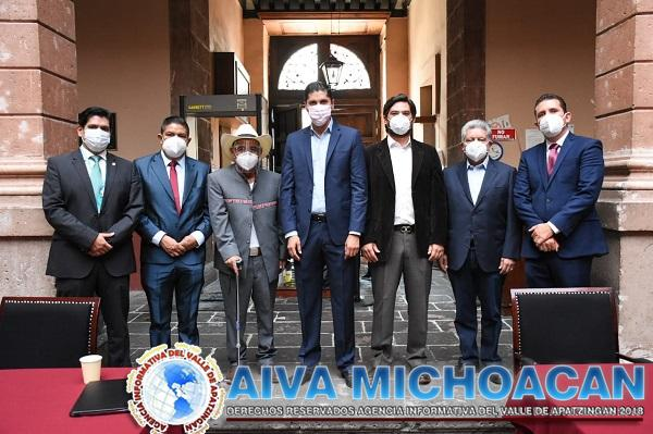 Congreso del Estado de Michoacán aprueba iniciativa presentada por el diputado Francisco Cedillo