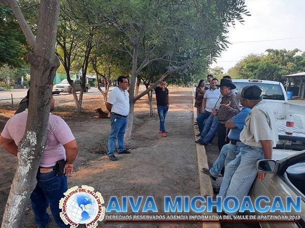 Ismael Quezada Carrillo en la búsqueda de mejores condiciones de vida para habitantes de El Ceñidor