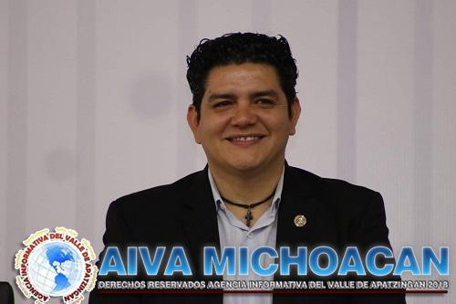 Con Mario Delgado y Citlalli Hernández en la dirigencia de Morena, ganaremos Michoacán en 2021: Toño Madriz