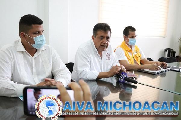 """José Luis Cruz anuncia reapertura de la unidad """"Adolfo López Mateos"""""""