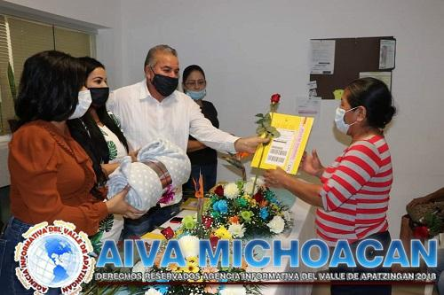 Se entregan Visas del Programa Palomas Mensajeras.