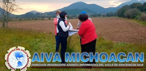 Logra CMASC, restitución de inmueble a su legítima propietaria en Angangueo