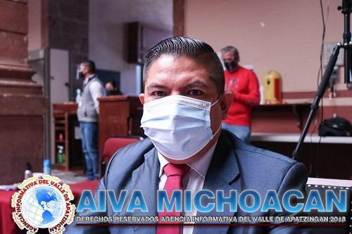 Paco Cedillo reafirma su voluntad de trabajar en pro de los michoacanos