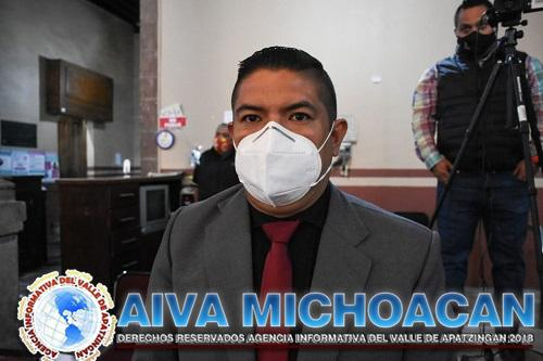 """""""No más deuda para Michoacán"""": Francisco Cedillo"""
