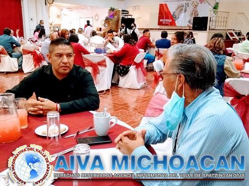 Paco Cedillo escucha propuestas ciudadanas para construir el Uruapan que todos queremos