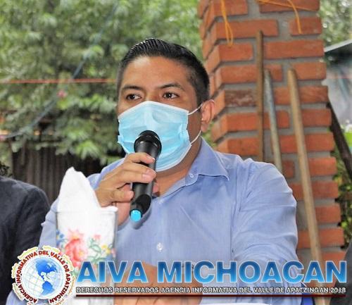 """""""Mi compromiso con los michoacanos sigue estando más presente que nunca"""": Paco Cedillo"""