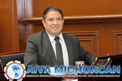 Francisco Cedillo presentó Iniciativa para que ayuntamientos no se vean afectados con la Pandemia del COVID-19