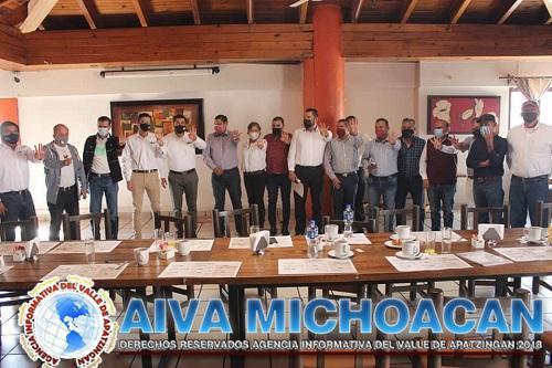 Paco Cedillo llama a fortalecer la unidad dentro de Morena