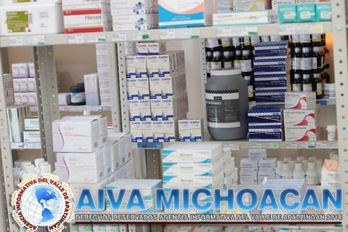 Ha entregado SSM más de 36 millones de piezas de medicamento