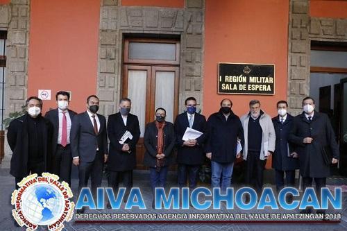 Mejorar coordinación con Gobierno Federal para mayores resultados a la ciudadanía: Adrián López Solís