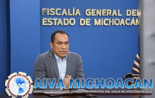 FGE, una institución garante para las víctimas del delito: Adrián López Solís