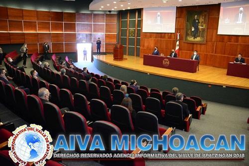 Atestigua Gobernador Informe de actividades del Poder Judicial